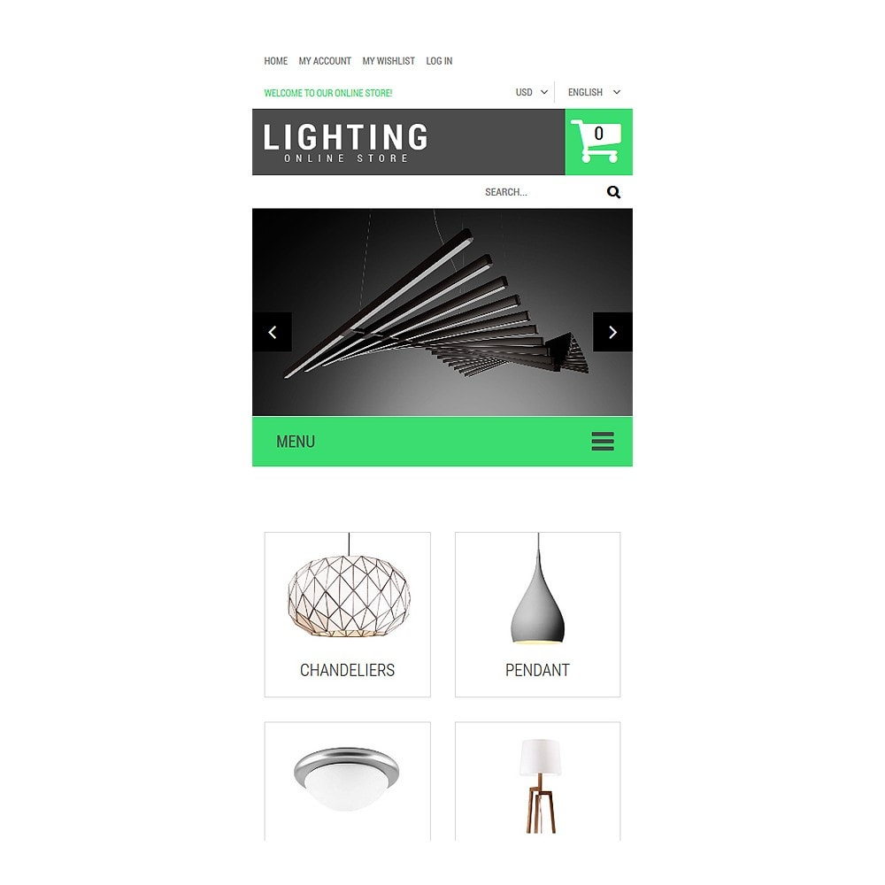 theme - Heim & Garten - Lighting Online Store - Lighting & Electricity Store - 8