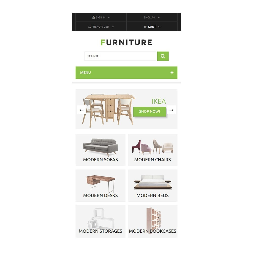 theme - Arte & Cultura - Furniture Store - 8