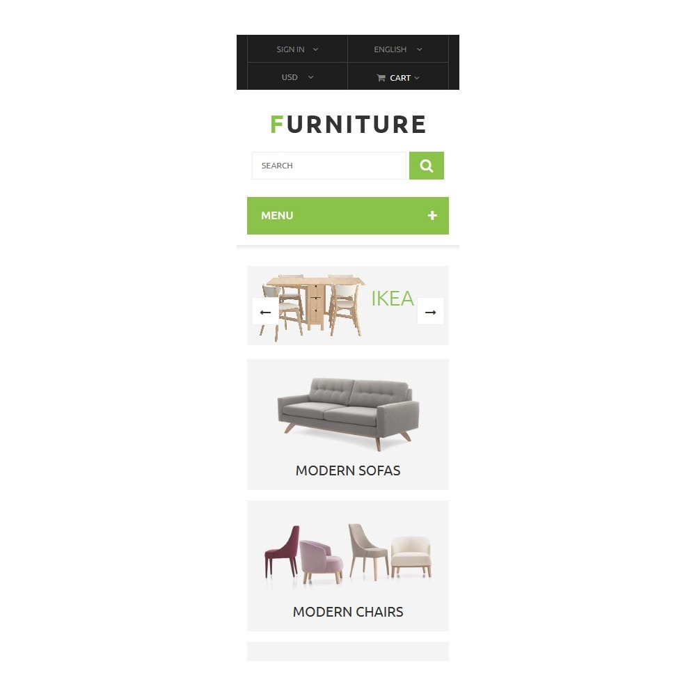 theme - Arte & Cultura - Furniture Store - 9
