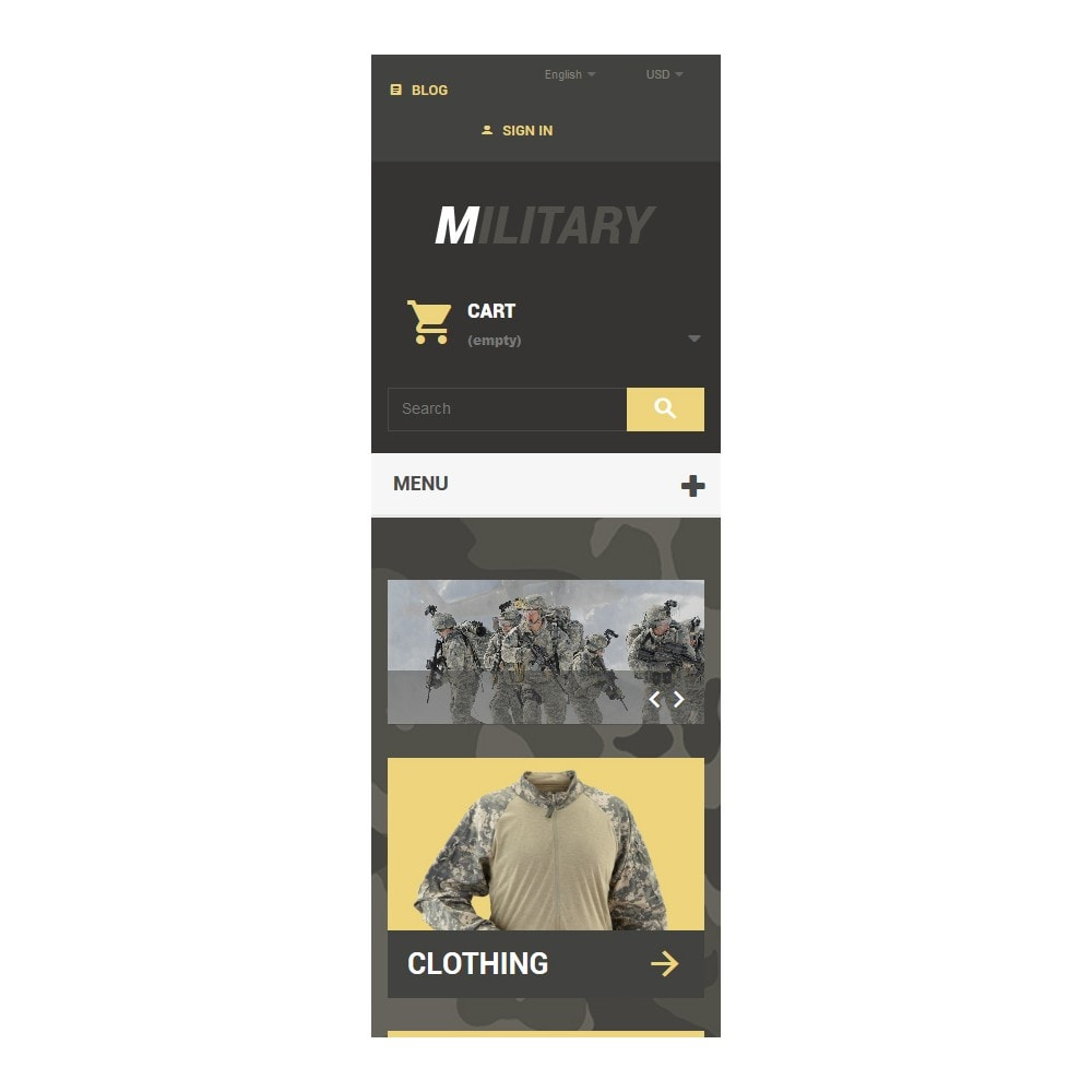 theme - Sports, Activities & Travel - Military - 9