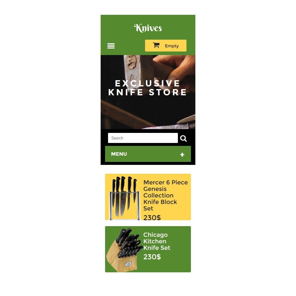 theme - Kultura & Sztuka - Knives - Housewares Store - 9