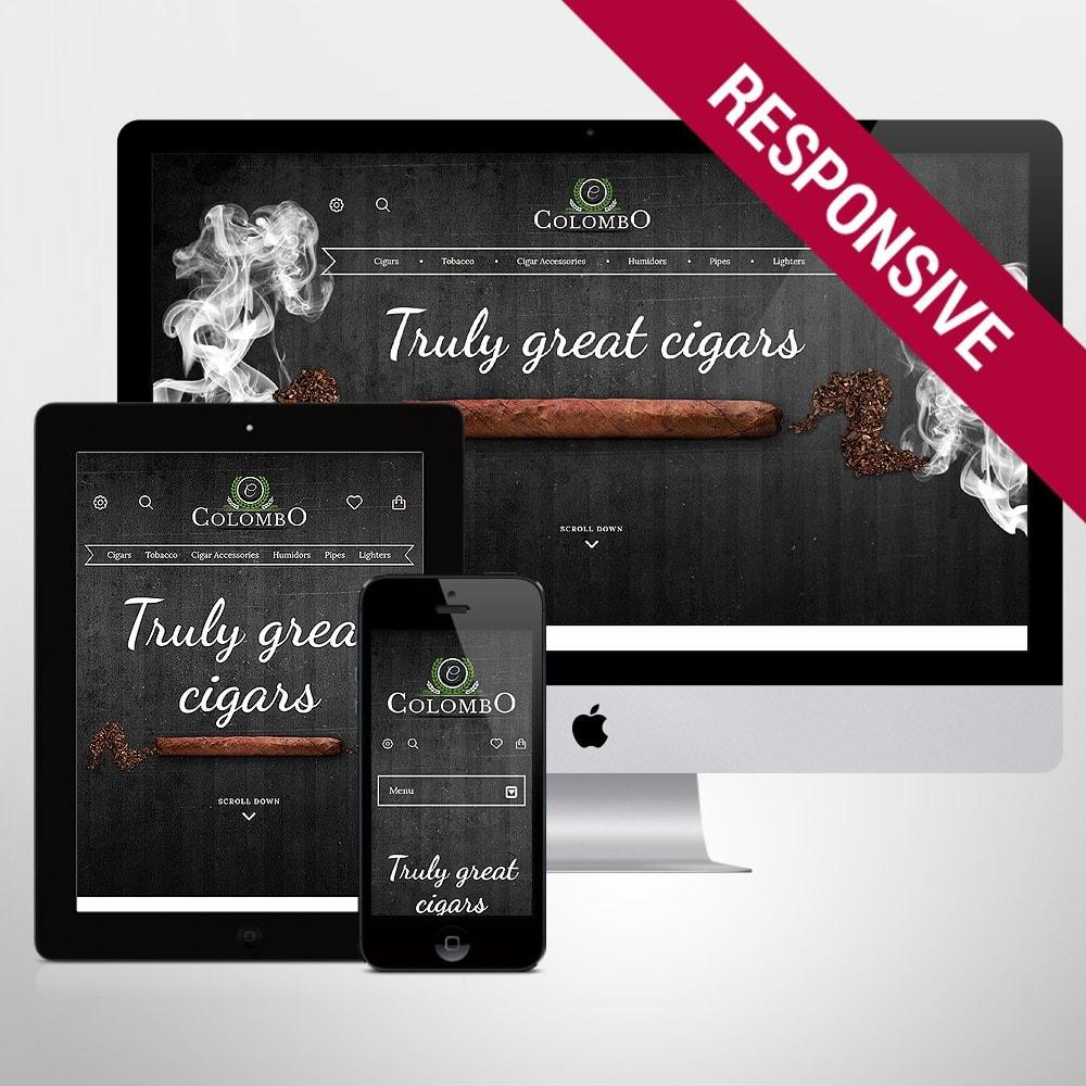 theme - Casa & Jardins - Colombo - Tobacco Responsive - 1