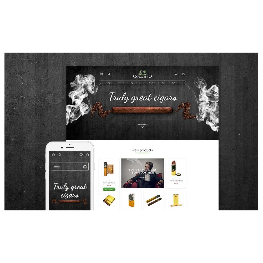 theme - Casa & Jardins - Colombo - Tobacco Responsive - 2