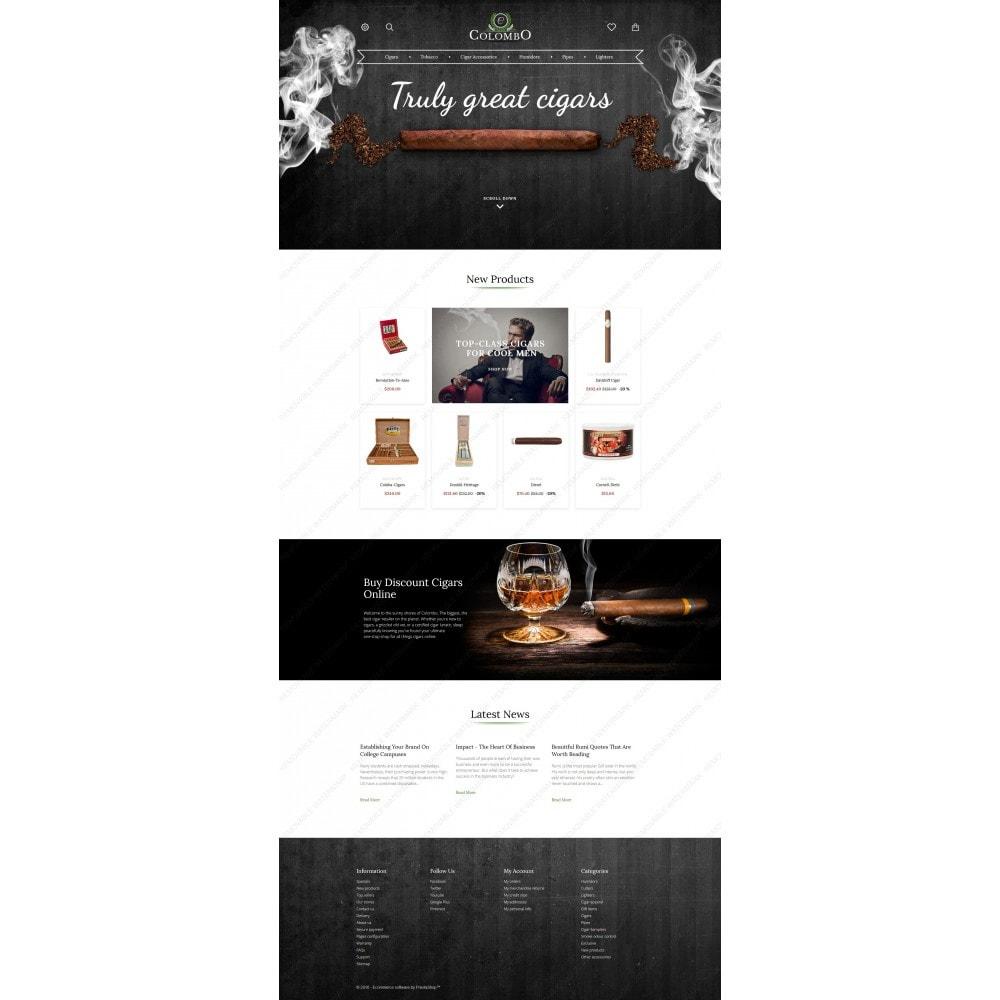 theme - Casa & Jardins - Colombo - Tobacco Responsive - 3