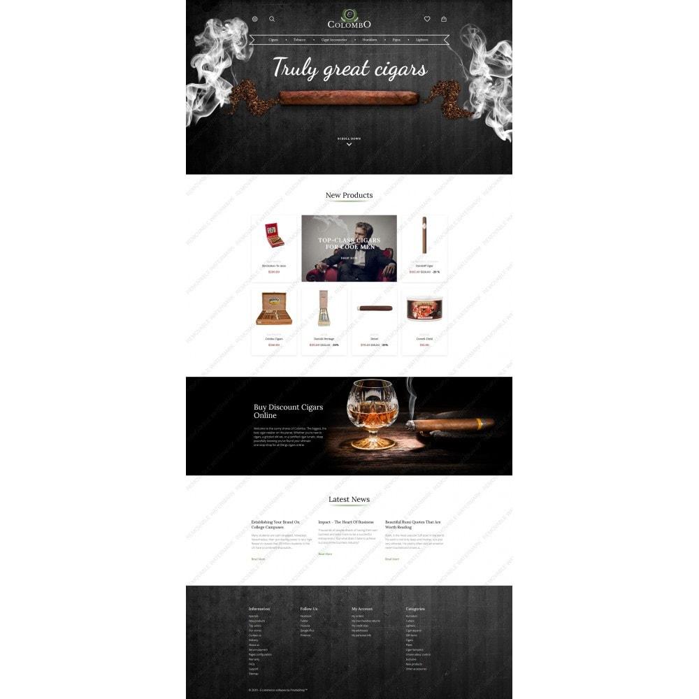 theme - Casa & Jardins - Colombo - Tobacco Responsive - 5