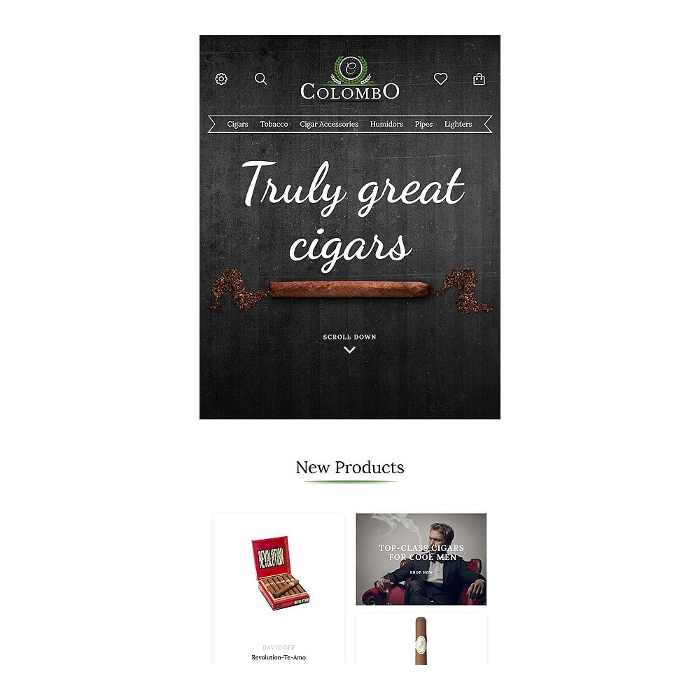 theme - Casa & Jardins - Colombo - Tobacco Responsive - 8