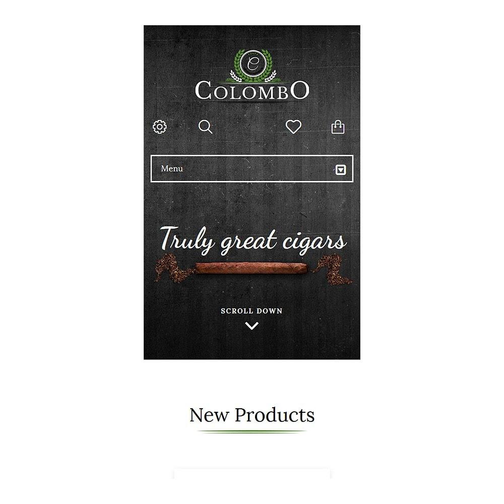 theme - Casa & Jardins - Colombo - Tobacco Responsive - 9