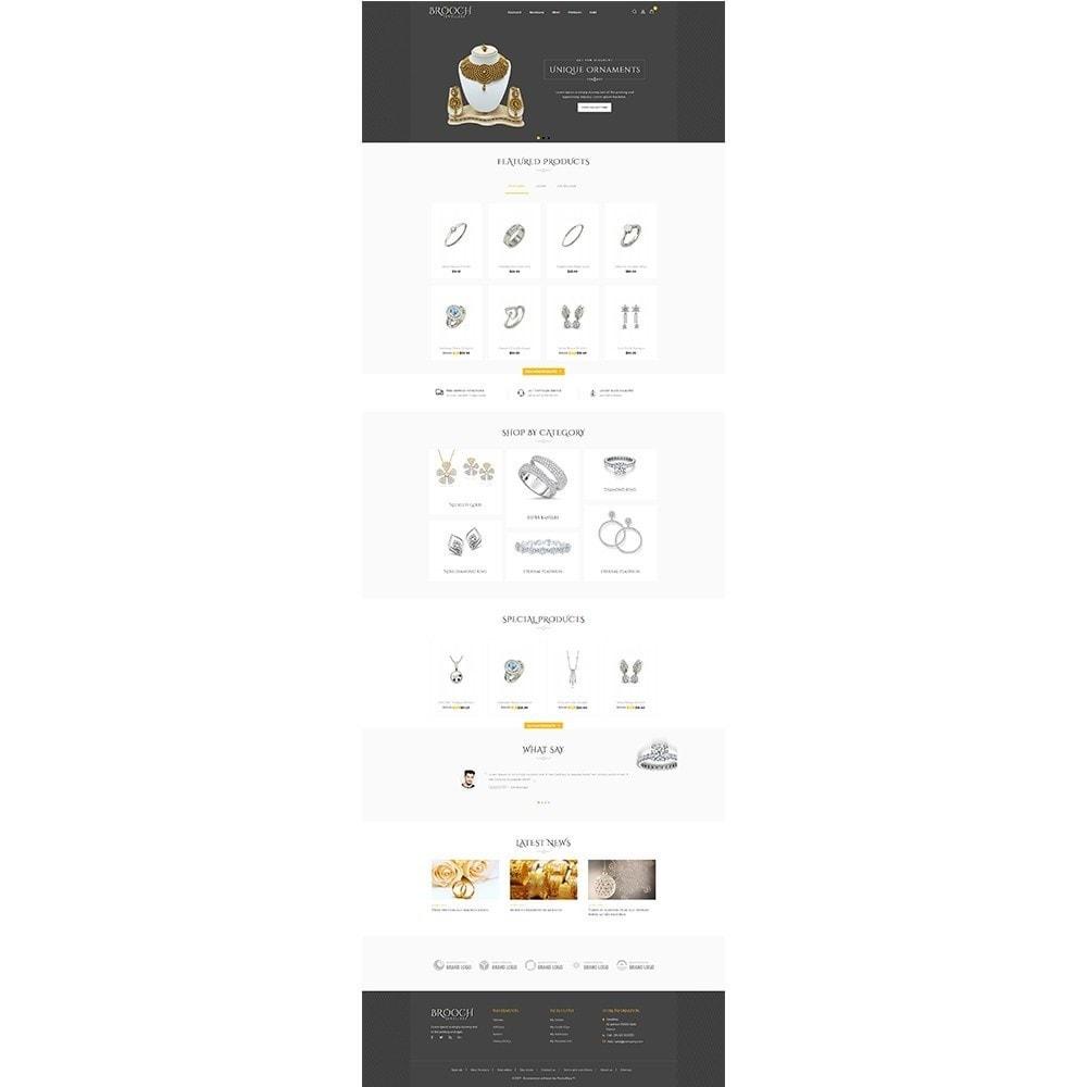 theme - Joalheria & Acessórios - Jewellary Store - 2