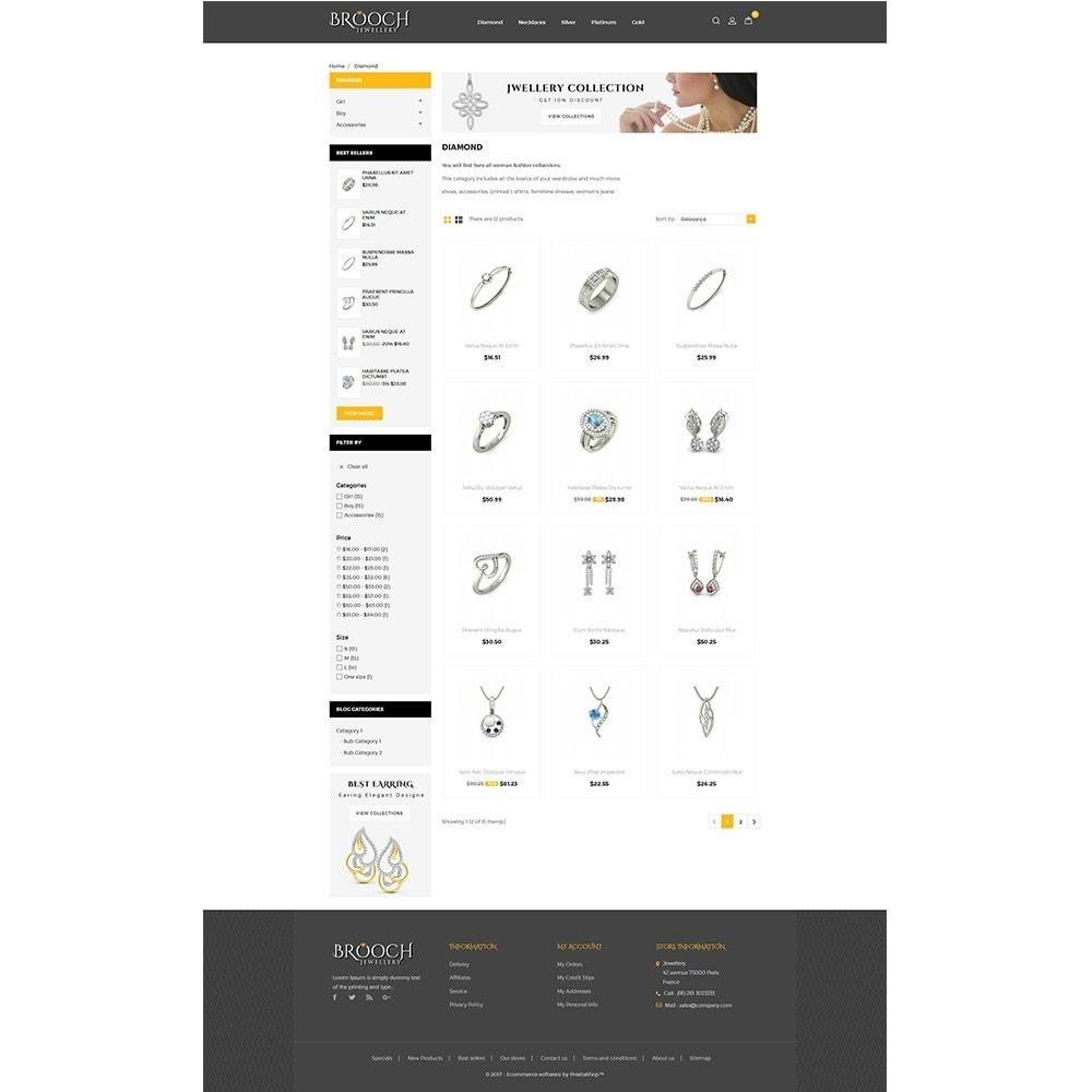 theme - Joalheria & Acessórios - Jewellary Store - 3
