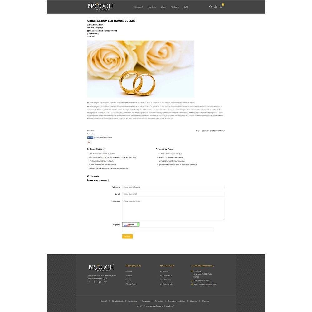 theme - Joalheria & Acessórios - Jewellary Store - 6