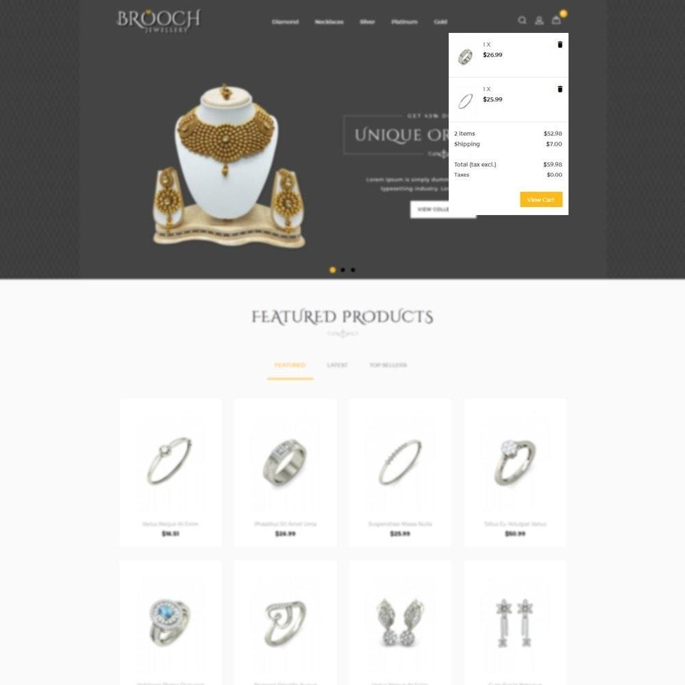 theme - Joalheria & Acessórios - Jewellary Store - 7