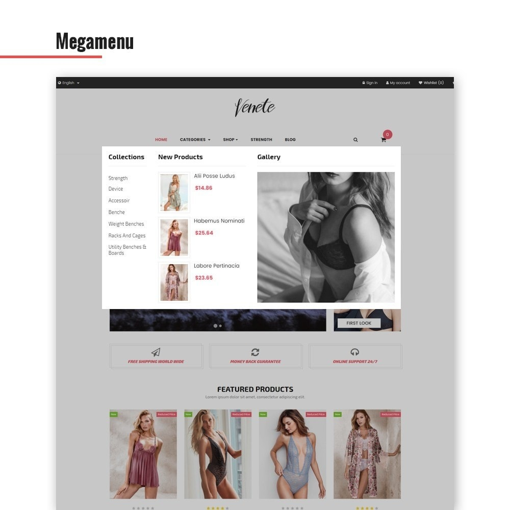 theme - Mode & Schuhe - Leo Venete - 6
