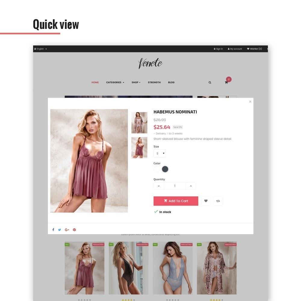 theme - Moda & Calzature - Leo Venete - 7
