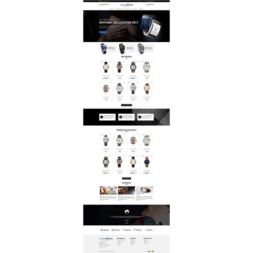 theme - Bijoux & Accessoires - Watch & Times Store - 2