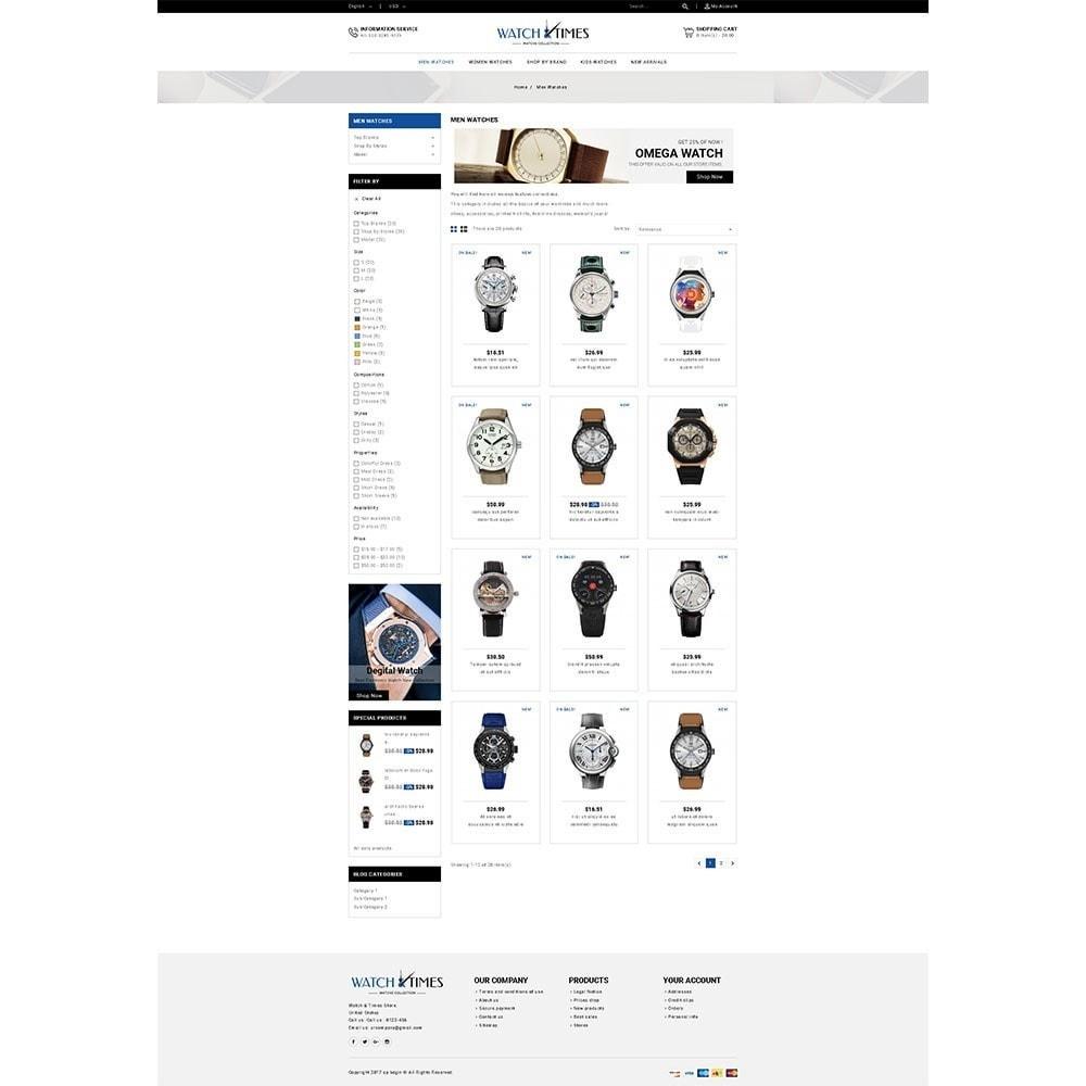 theme - Bijoux & Accessoires - Watch & Times Store - 3