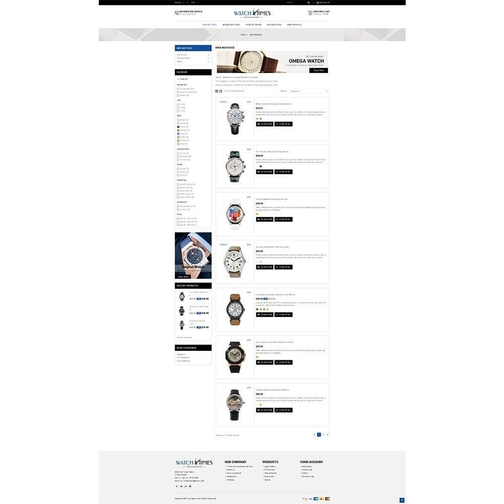theme - Sieraden & Accessoires - Watch & Times Store - 4