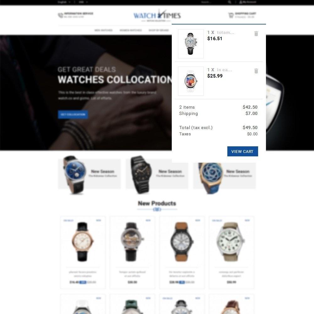 theme - Bijoux & Accessoires - Watch & Times Store - 6