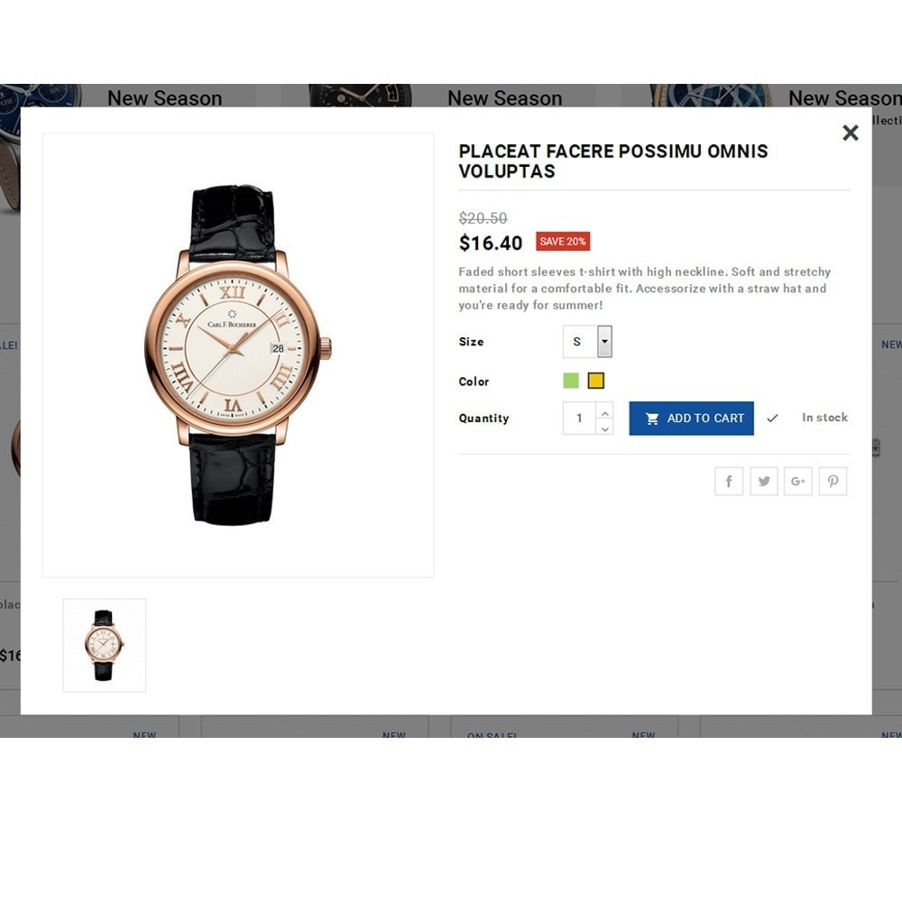 theme - Sieraden & Accessoires - Watch & Times Store - 7