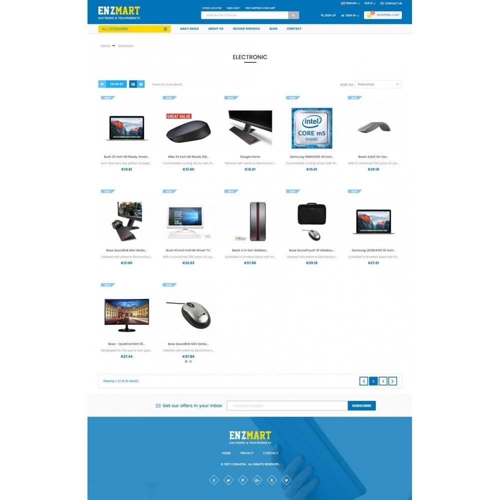 theme - Elettronica & High Tech - Electronics, computers, appliances Supermarket - 4