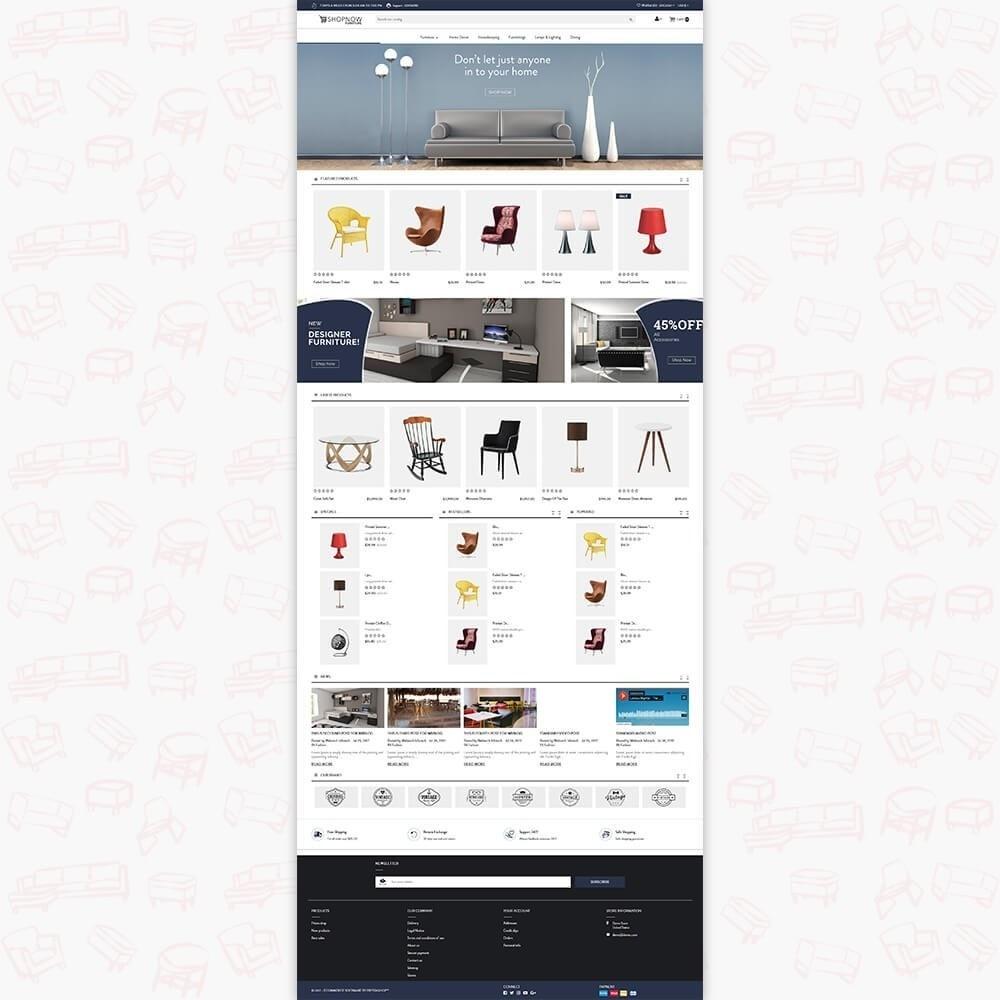 theme - Casa & Jardins - Shopnow Furniture Store - 2