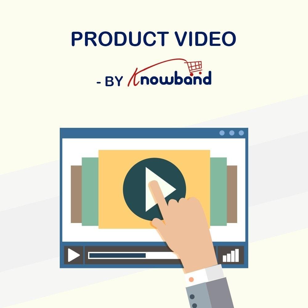 module - Video & Musica - Knowband - Video Prodotto - 1