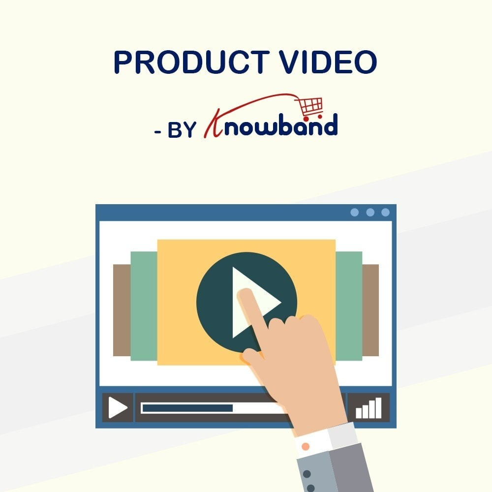 module - Videos & Music - Knowband - Product Videos (Youtube,Vimeo & Dailymotion) - 1