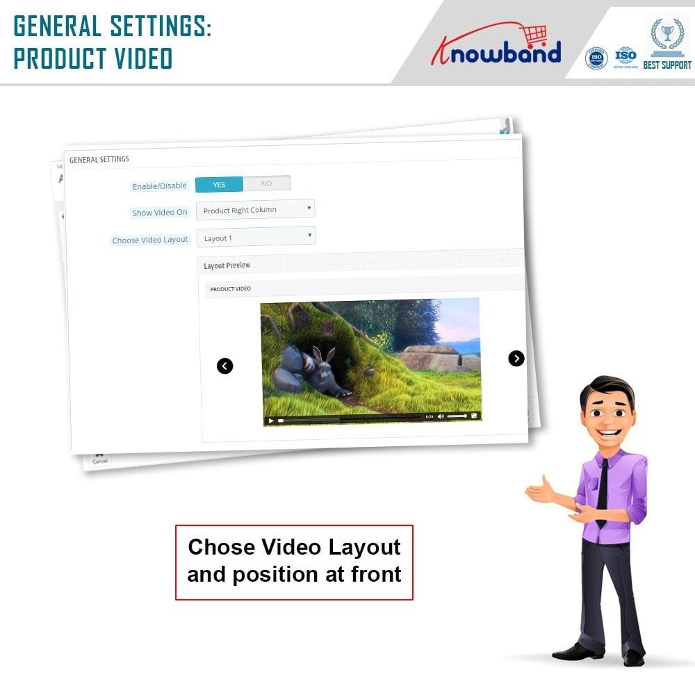 module - Videos & Musik - Knowband- Produkt video - 5