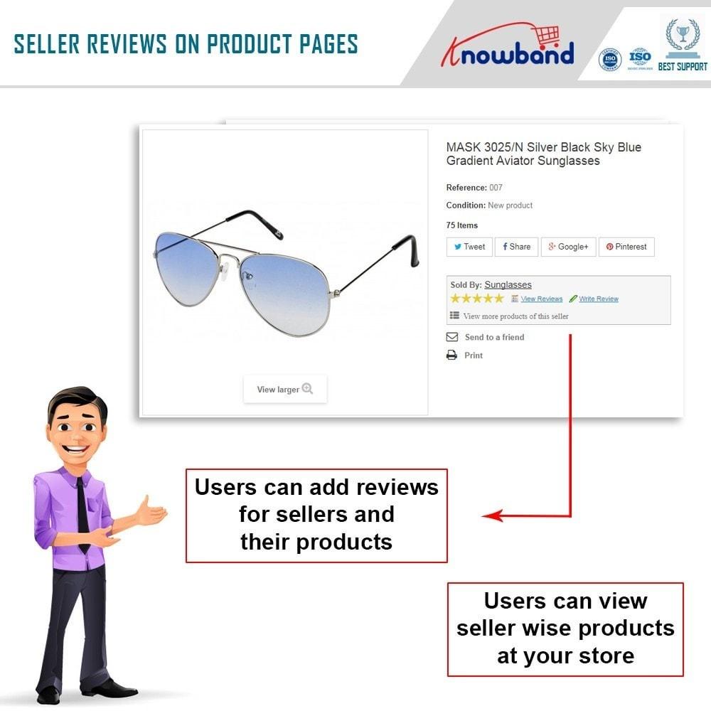 module - Создания торговой площадки - Knowband - Multi Vendor Marketplace - 11