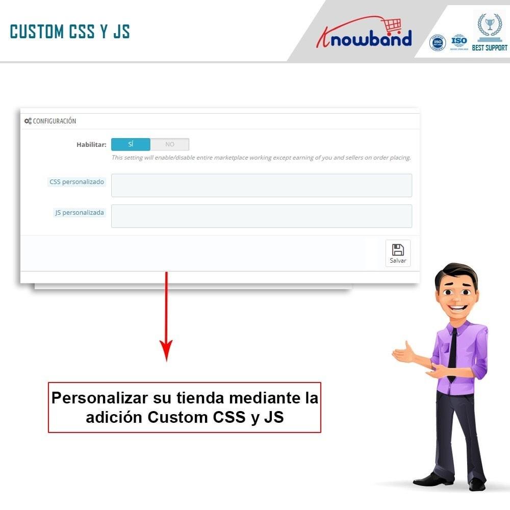 module - Creación de Marketplace - Knowband - Prestashop Multi Vendor Marketplace - 12