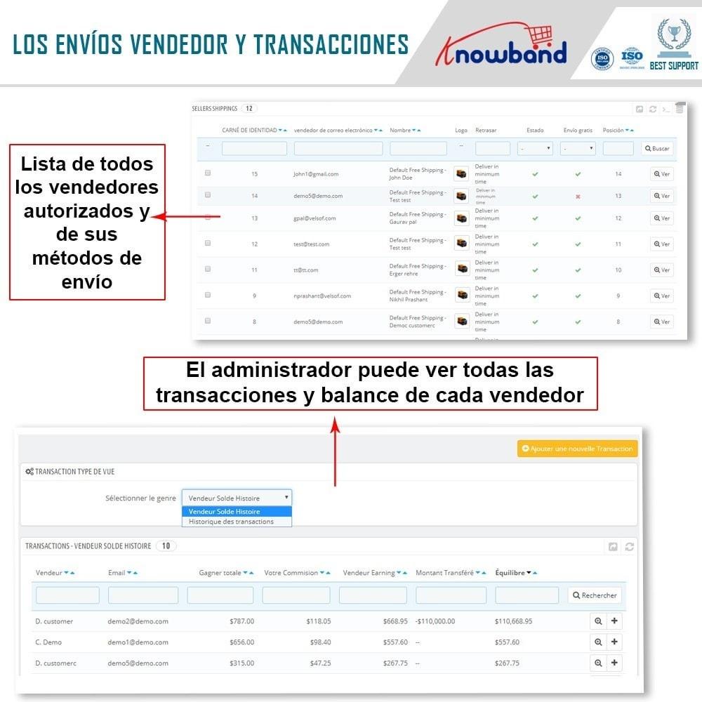 module - Creación de Marketplace - Knowband - Prestashop Multi Vendor Marketplace - 20
