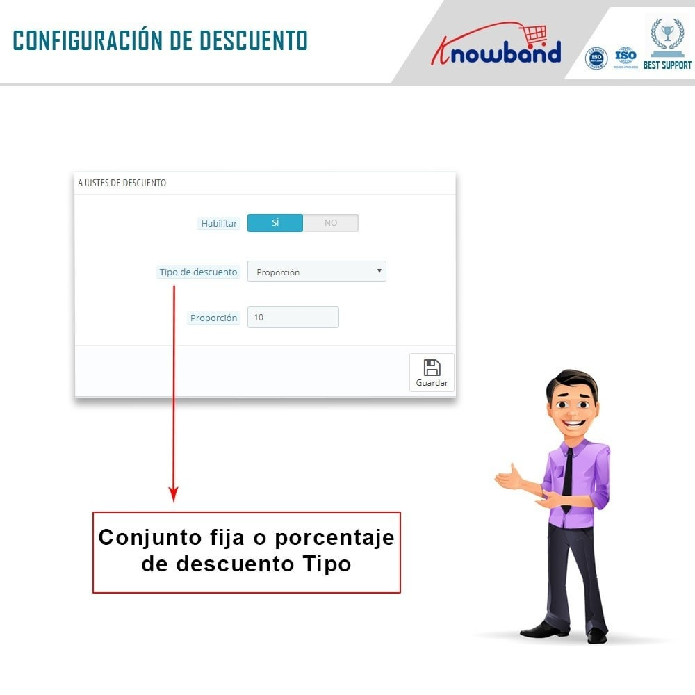 module - Inscripción y Proceso del pedido - Knowband - Página de Agradecimiento - 5