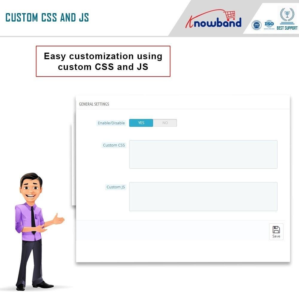 module - Lojalność & Rekomendowanie - Knowband - Reward points - 11