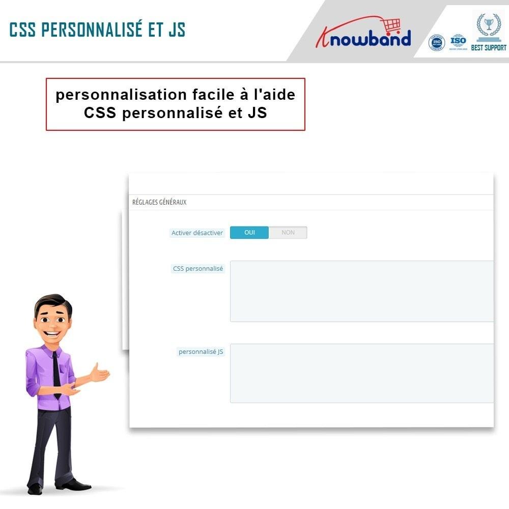 module - Fidélisation & Parrainage - Knowband - Points de Fidélité - 11