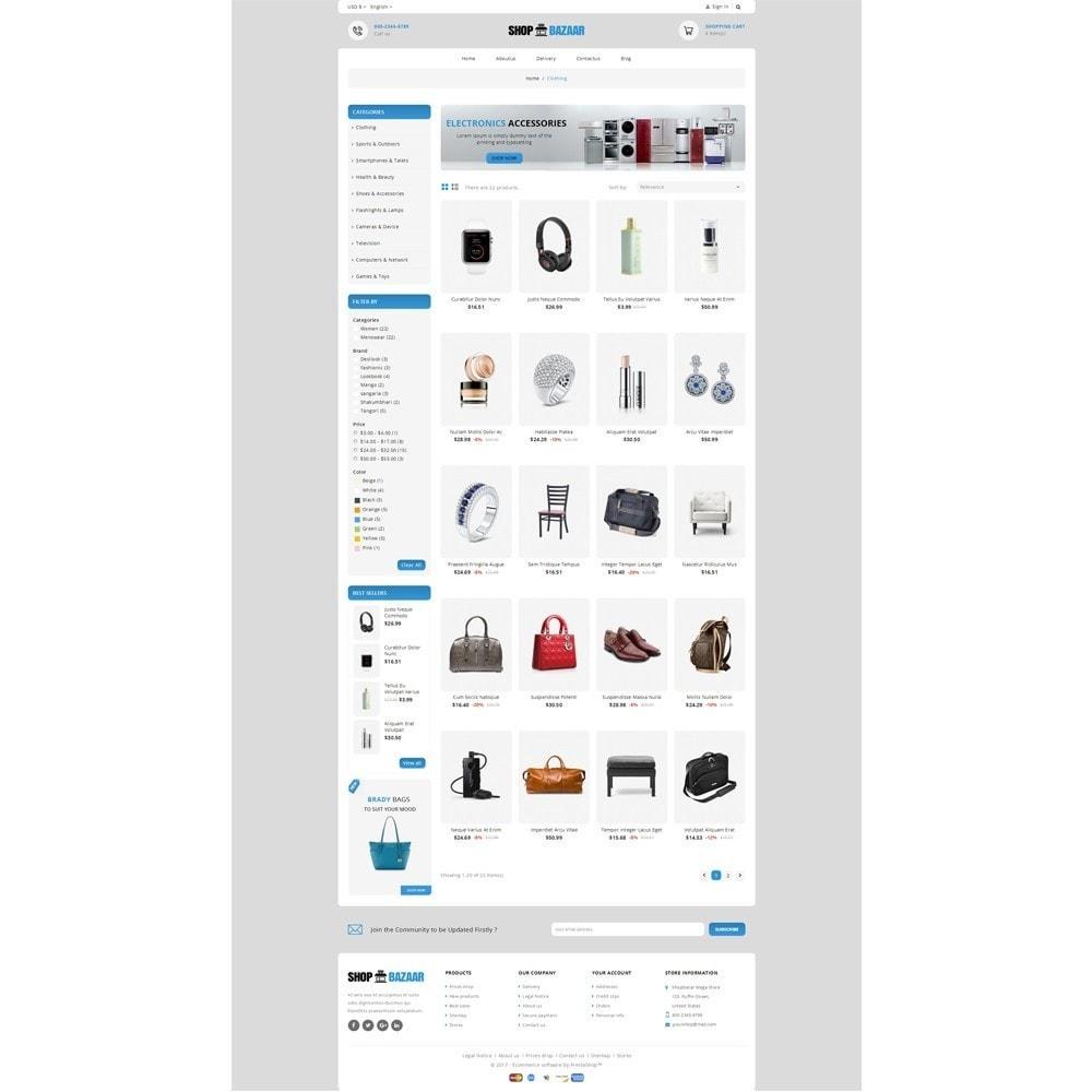 theme - Maison & Jardin - ShopBazar Mega Store V3 - 3