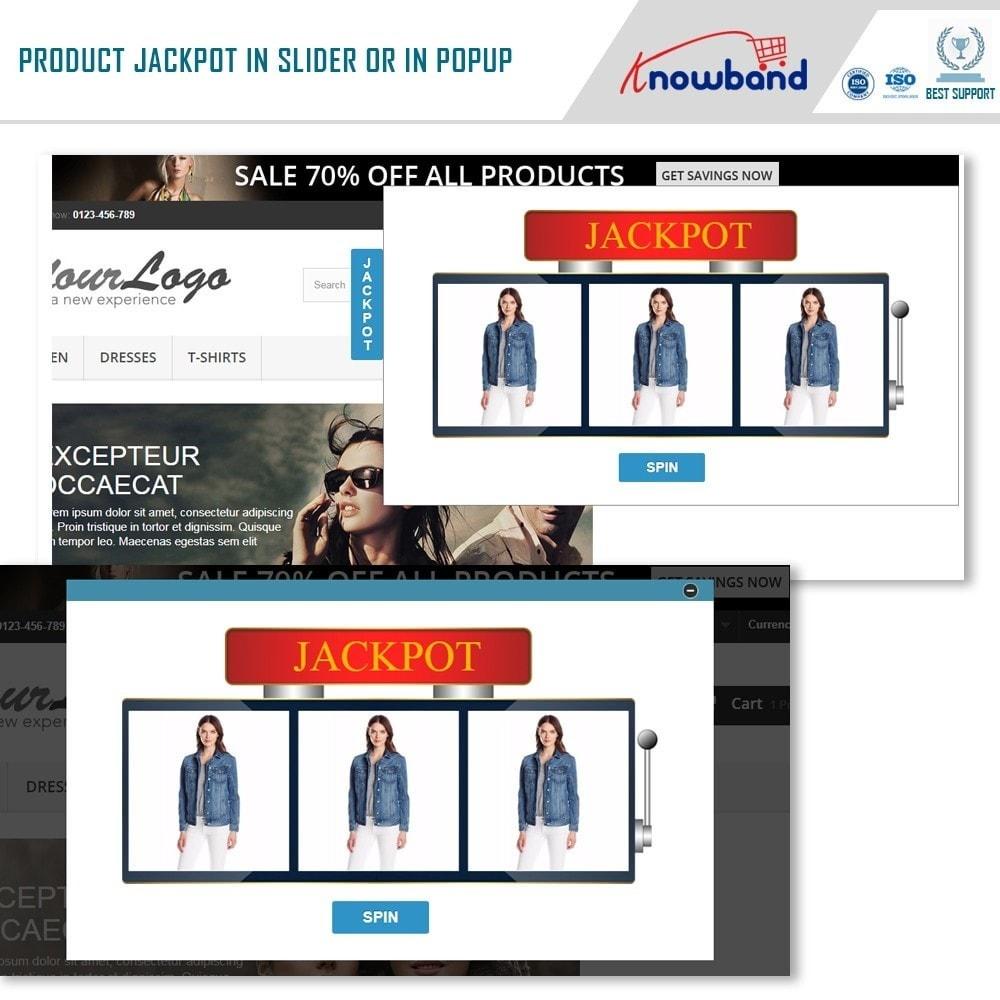 module - Promoties & Geschenken - Knowband - Product Jackpot - 3