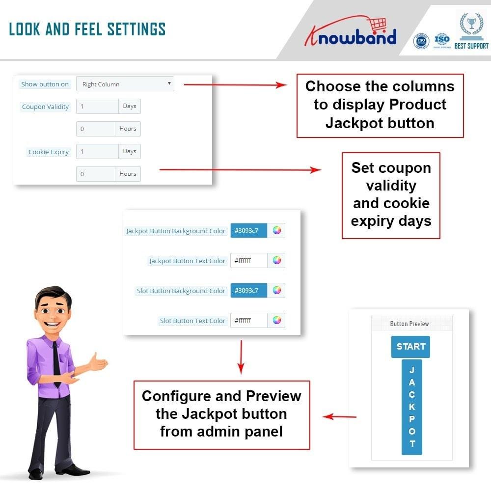 module - Promocje & Prezenty - Knowband - Product Jackpot - 5