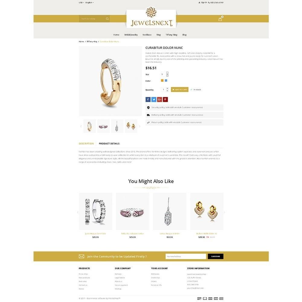 theme - Schmuck & Accesoires - Jewelsnext Jewelry Shop - 5