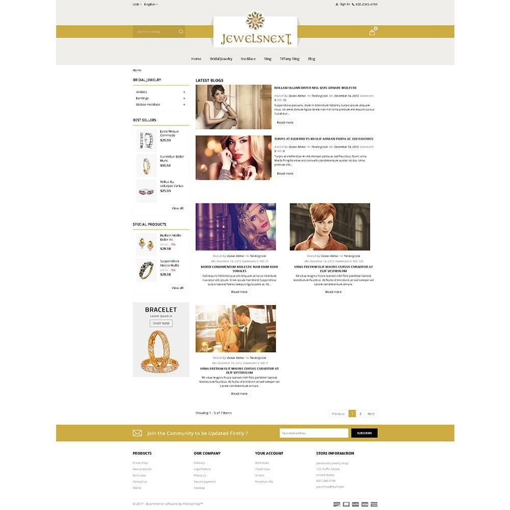 theme - Schmuck & Accesoires - Jewelsnext Jewelry Shop - 7