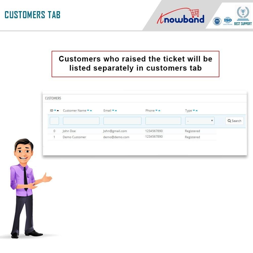 module - Customer Service - Knowband - Deskoid Helpdesk - 6