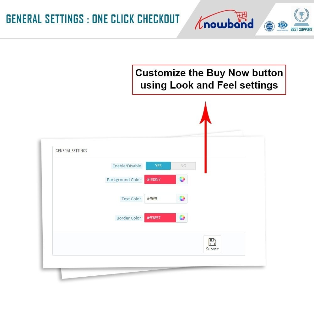 module - Express Checkout - Knowband - One Click Checkout - 4