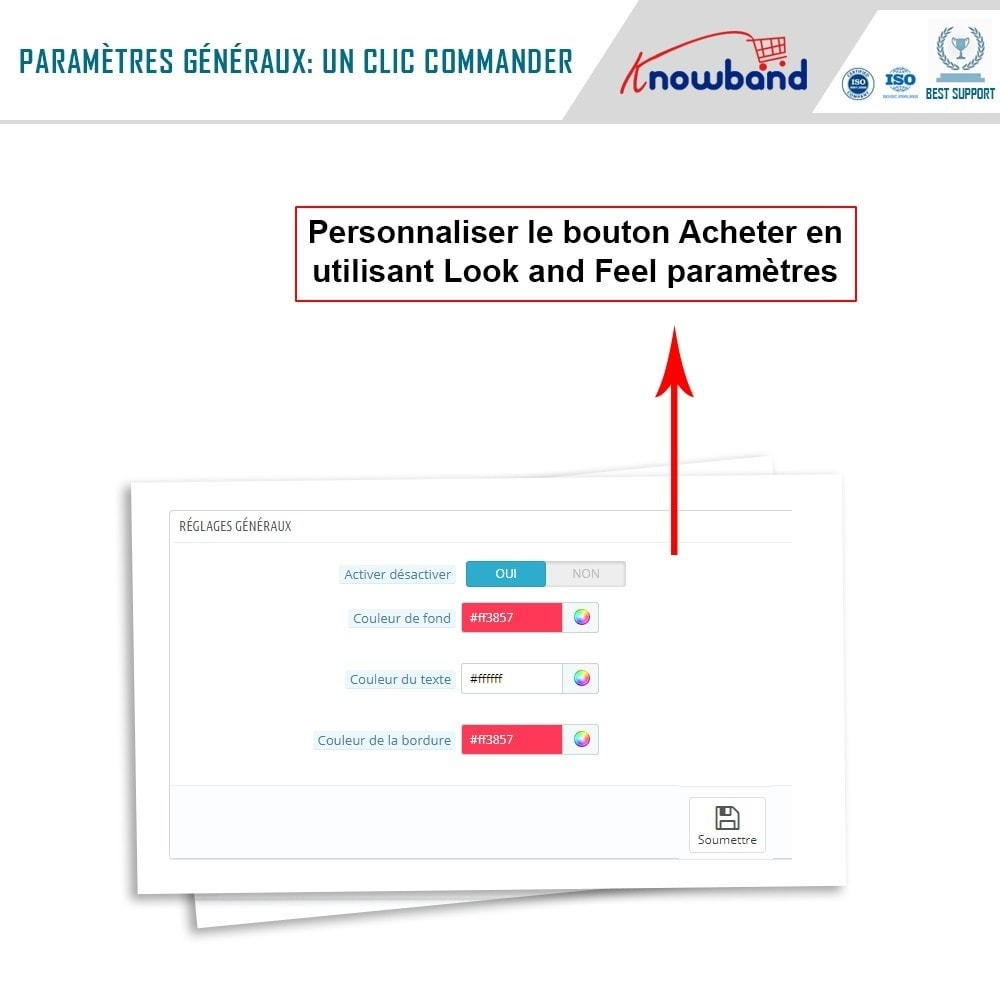 module - Processus rapide de commande - Knowband - Achat en un Clic - 4