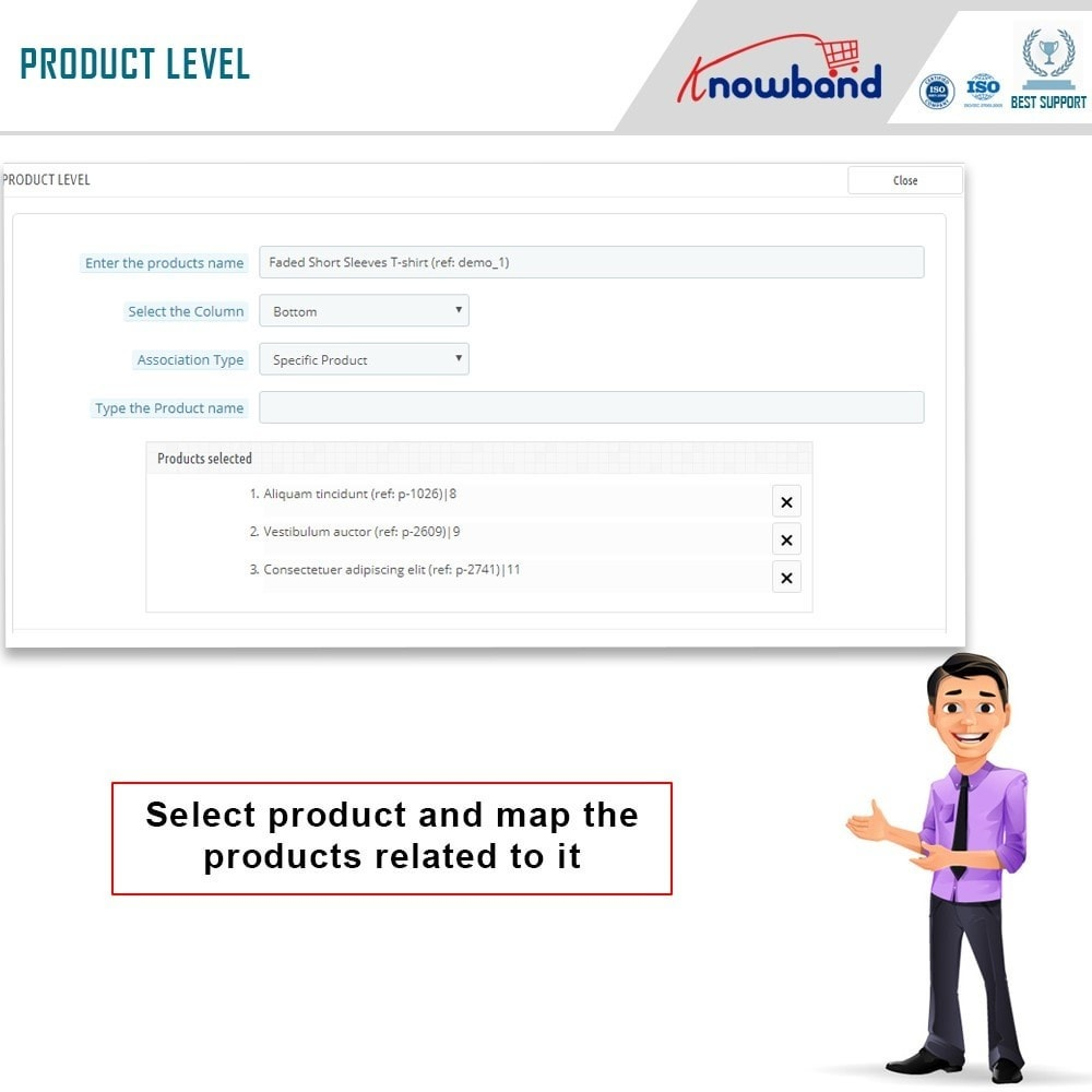 module - Cross-selling & Product Bundles - Knowband - Automatic Related Products - 4