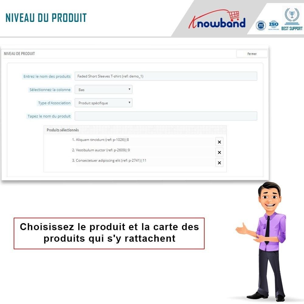 module - Ventes croisées & Packs de produits - Knowband - Produits Similaires Automatiques - 4