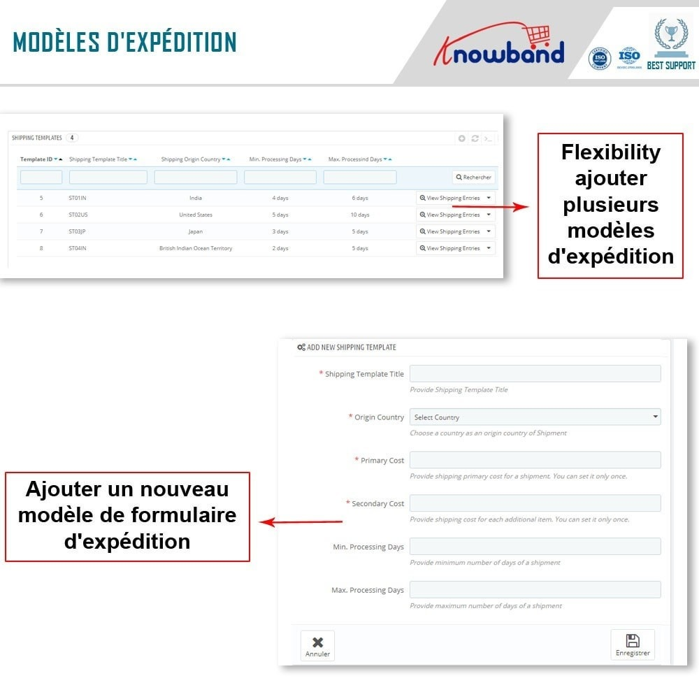 module - Marketplaces - Intégration de la Marketplace Etsy - 2