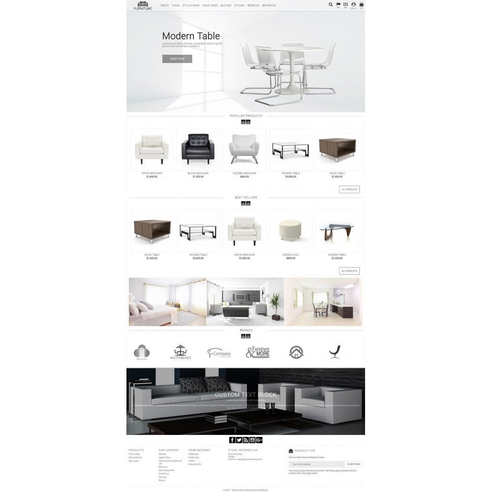 theme - Dom & Ogród - Universal Furniture - 3