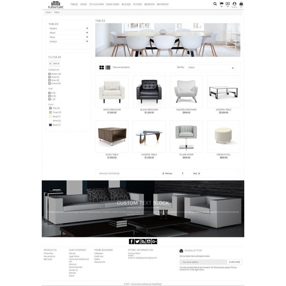 theme - Dom & Ogród - Universal Furniture - 4