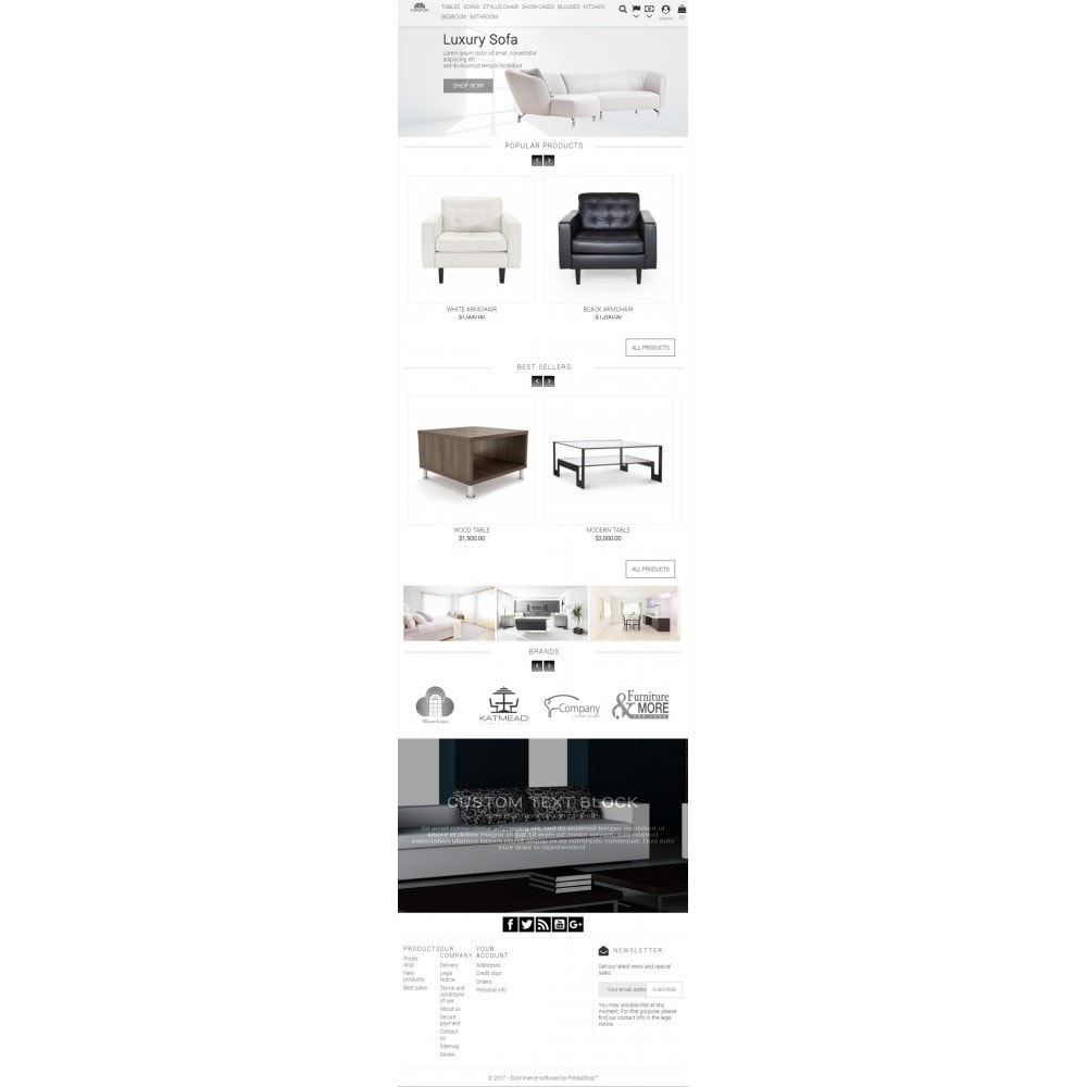 theme - Dom & Ogród - Universal Furniture - 6