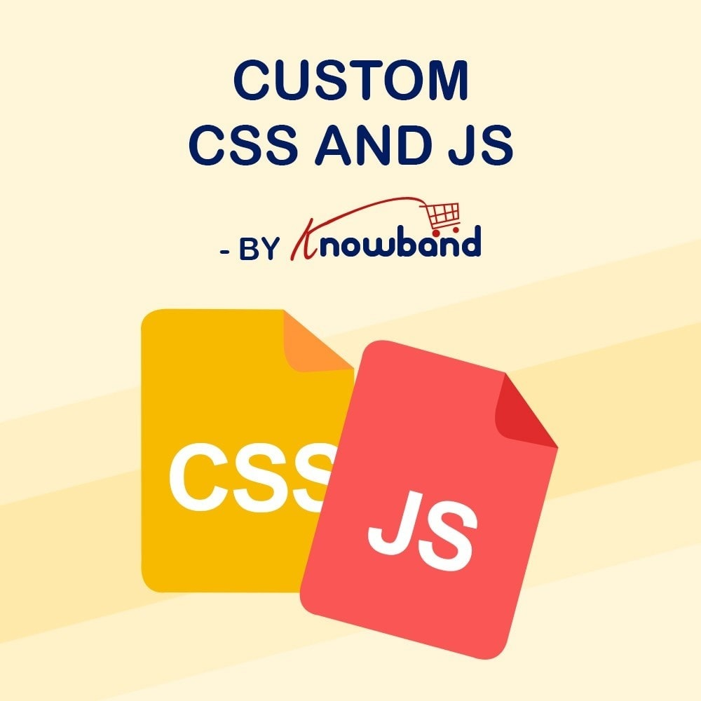 module - Page Customization - Knowband - Custom CSS and JS - 1