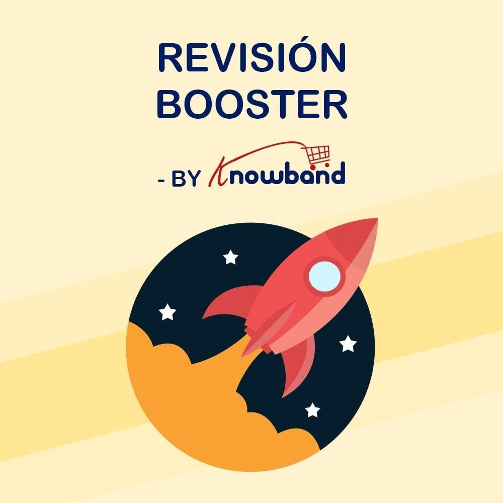 module - Comentarios de clientes - Knowband - Potenciador de Revisiones - 1