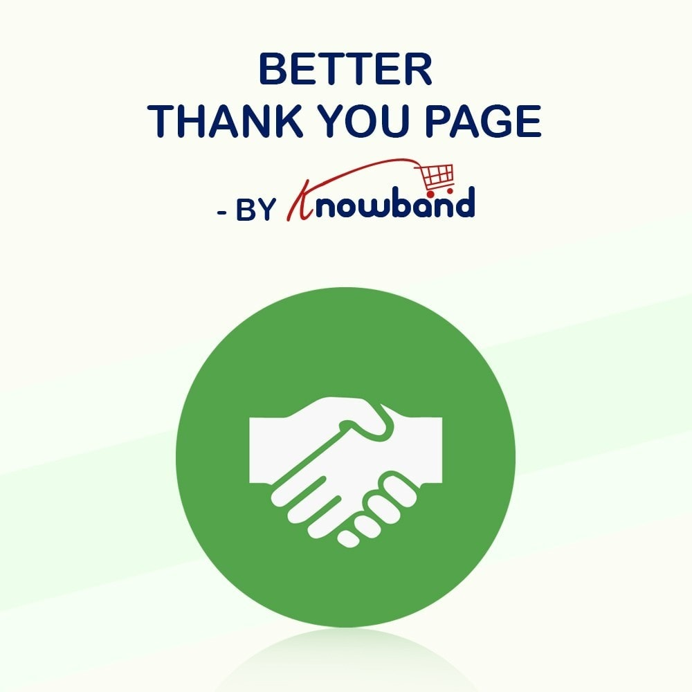 module - Registration & Ordering Process - Knowband - Better Thank You Page (Success Page) - 1